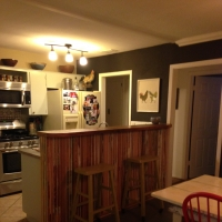Open up a Kitchen