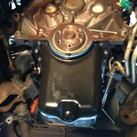 1999 Mazda B3000: replace valve cover gaskets, rear main seal, oil pan gasket, trans flush.