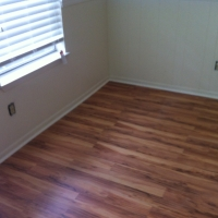 Flooring -  I do that