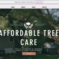 Tree Services Website