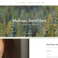 Health and Wellness Site