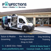Mobile and Salon Pet Grooming