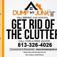 Get Rid Of That Junk Today! $50 Off Full Load Of Junk